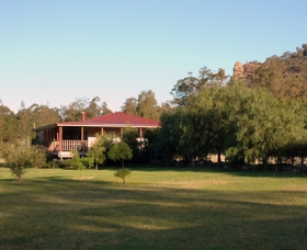 Carrs Hunter Valley Macadamia Farm Guest House Accommodation Hunter Valley